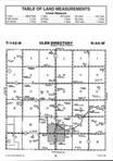 Map Image 003, Clay County 2000
